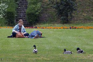 Hunnerpark Nijmegen | Foto © Henk Beenen